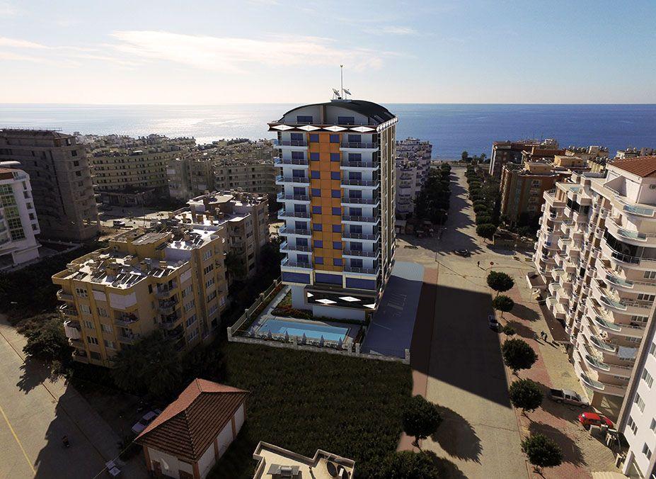 Апартаменты в Аланье, Турция, 97 м2 - фото 1