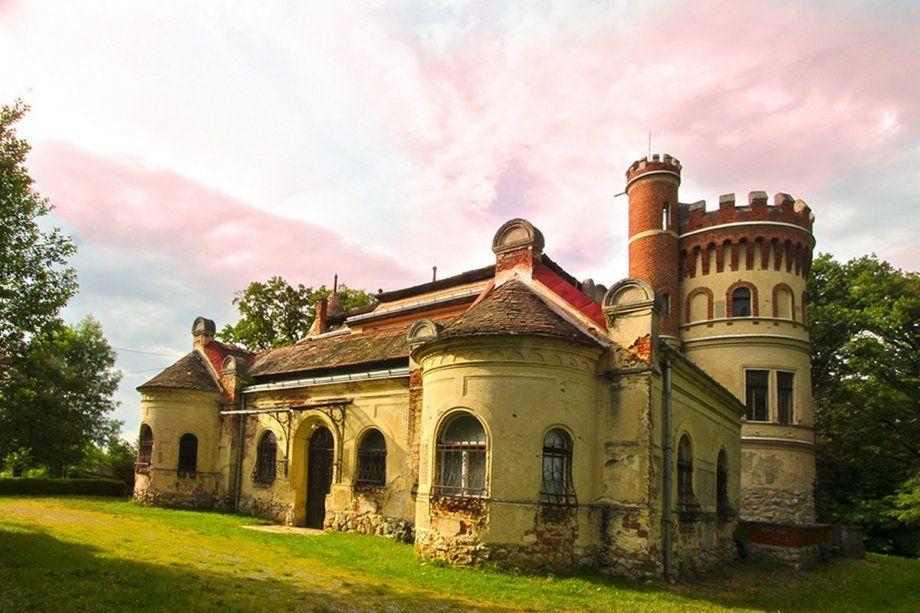 Замок в Загребе, Хорватия, 141000 м2 - фото 1