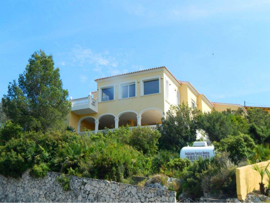 Купить дом в испании в дении