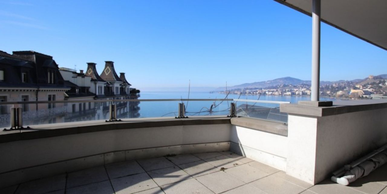 Квартира в Монтрё, Швейцария, 127 м2 - фото 4