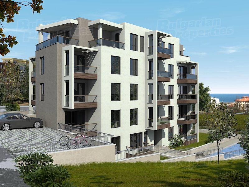Апартаменты в Бяле, Болгария, 38.11 м2 - фото 1