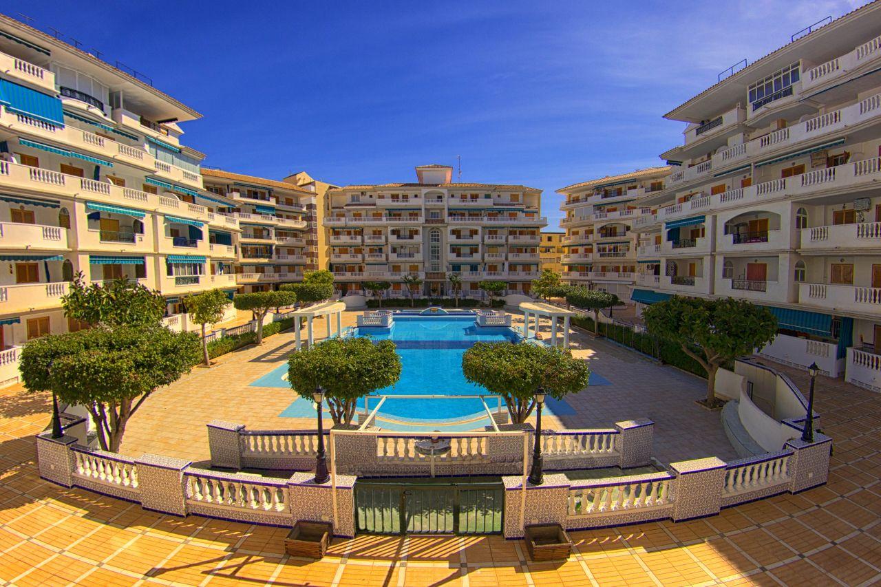 Апартаменты на Коста-Бланка, Испания, 65 м2 - фото 1