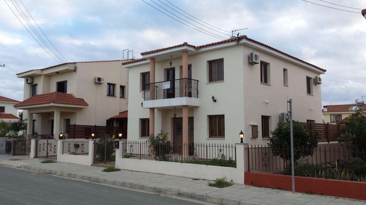 Дом в Ларнаке, Кипр, 200 м2 - фото 1