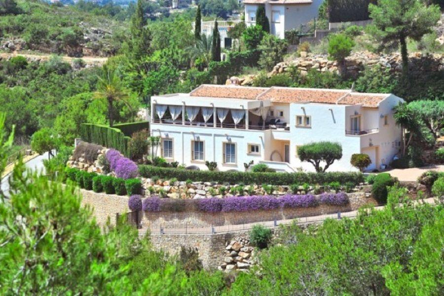 Вилла в Хавее, Испания, 364 м2 - фото 1