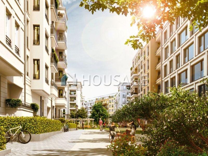 Квартира в Берлине, Германия, 61.69 м2 - фото 1