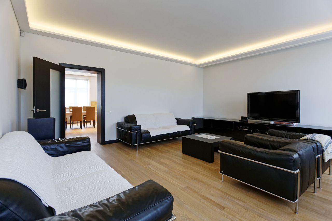 Квартира в Риге, Латвия, 192.7 м2 - фото 1