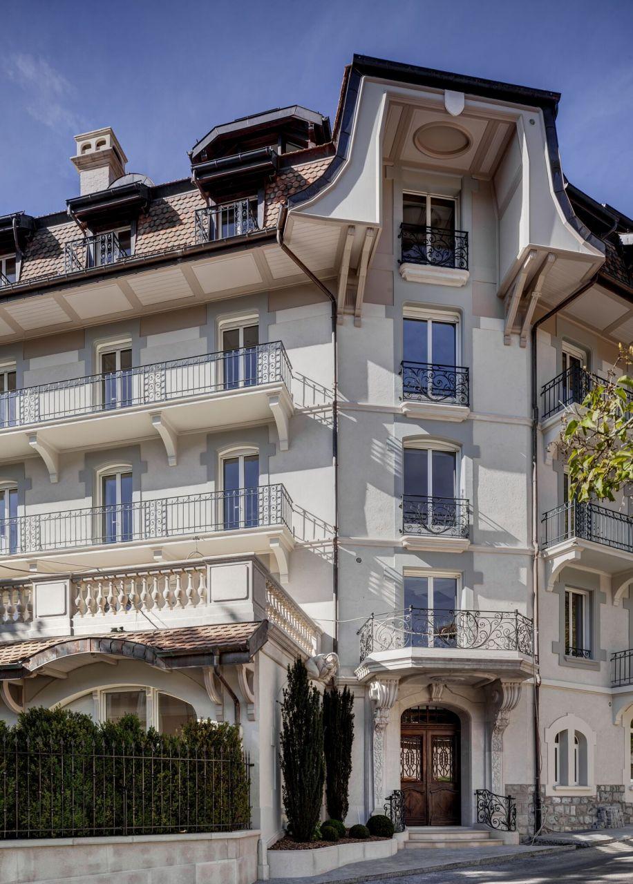 Дом в Монтрё, Швейцария - фото 1