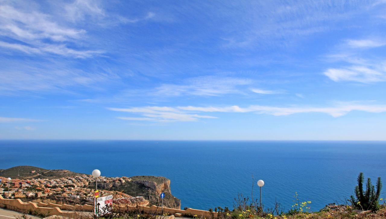 Вилла в Кумбре дель Соль, Испания, 843 м2 - фото 1