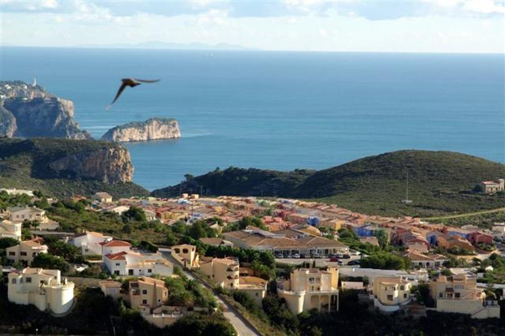 Вилла в Кумбре дель Соль, Испания, 344 м2 - фото 1