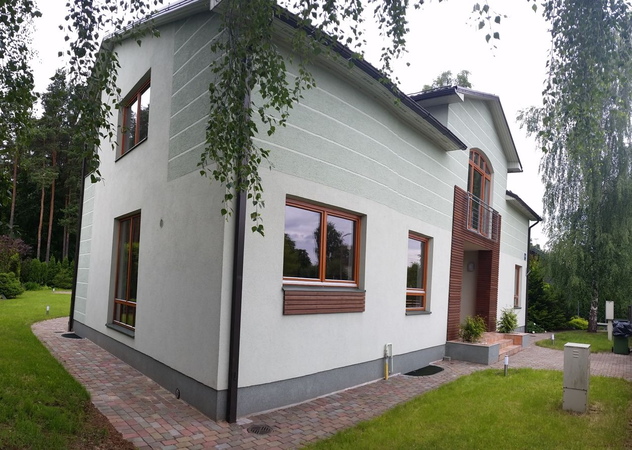 Дом в Риге, Латвия, 1500 сот. - фото 1