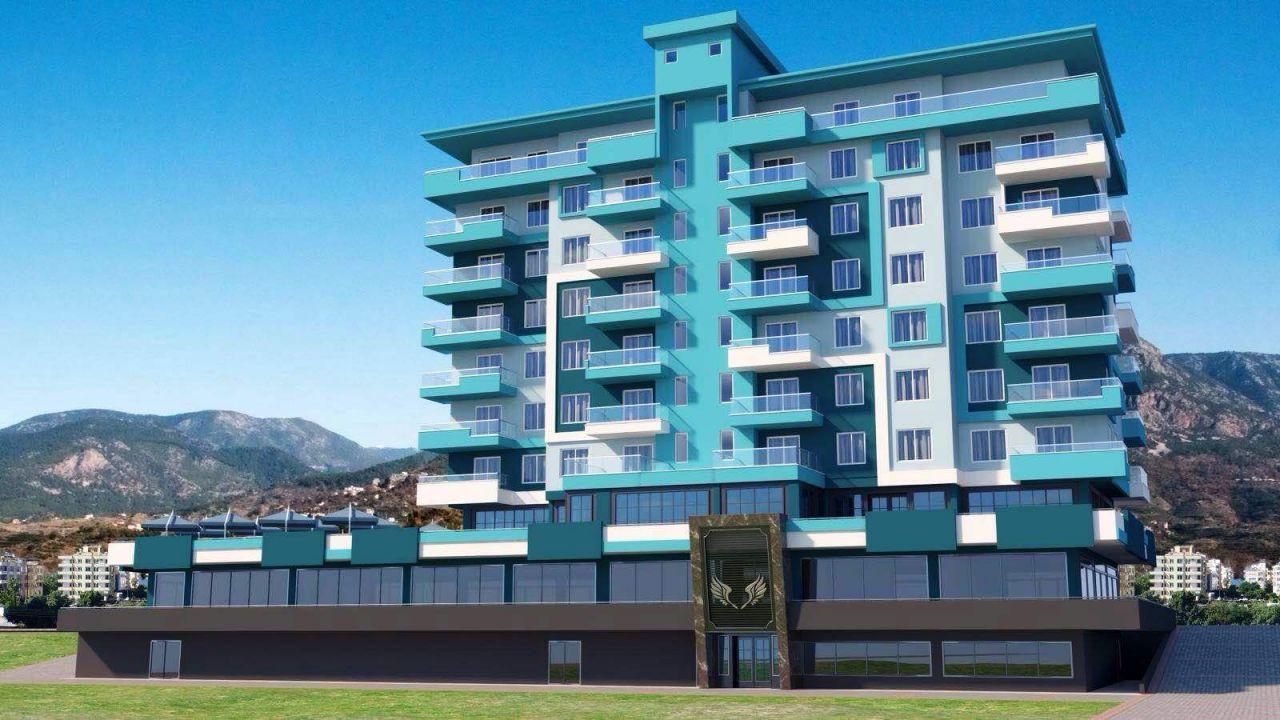 Инвестиционный проект в Аланье, Турция, 623 м2 - фото 1