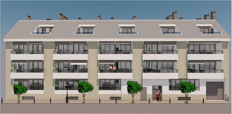 Апартаменты на Коста-дель-Соль, Испания, 89 м2 - фото 1