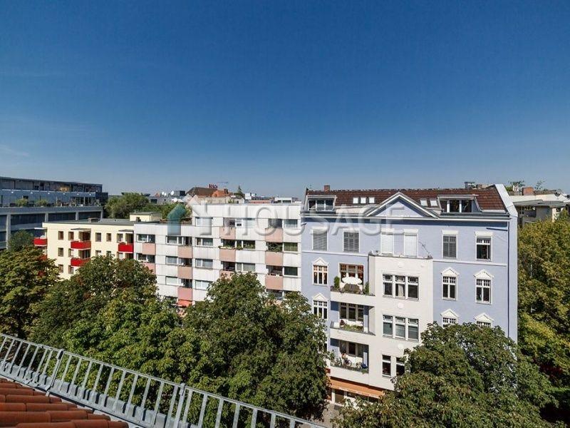 Квартира в Берлине, Германия, 89.47 м2 - фото 1