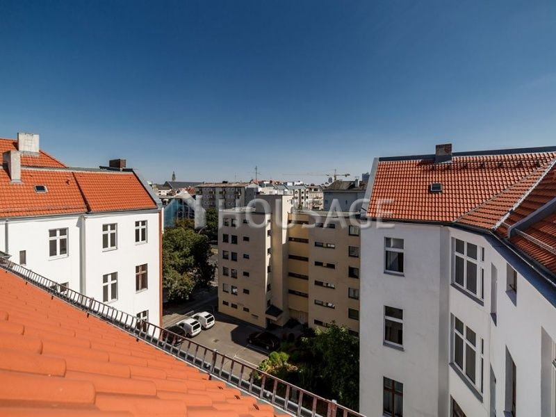 Квартира в Берлине, Германия, 55.14 м2 - фото 1