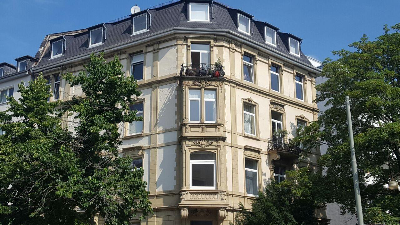 Доходный дом во Франкфурте-на-Майне, Германия, 1100 м2 - фото 1