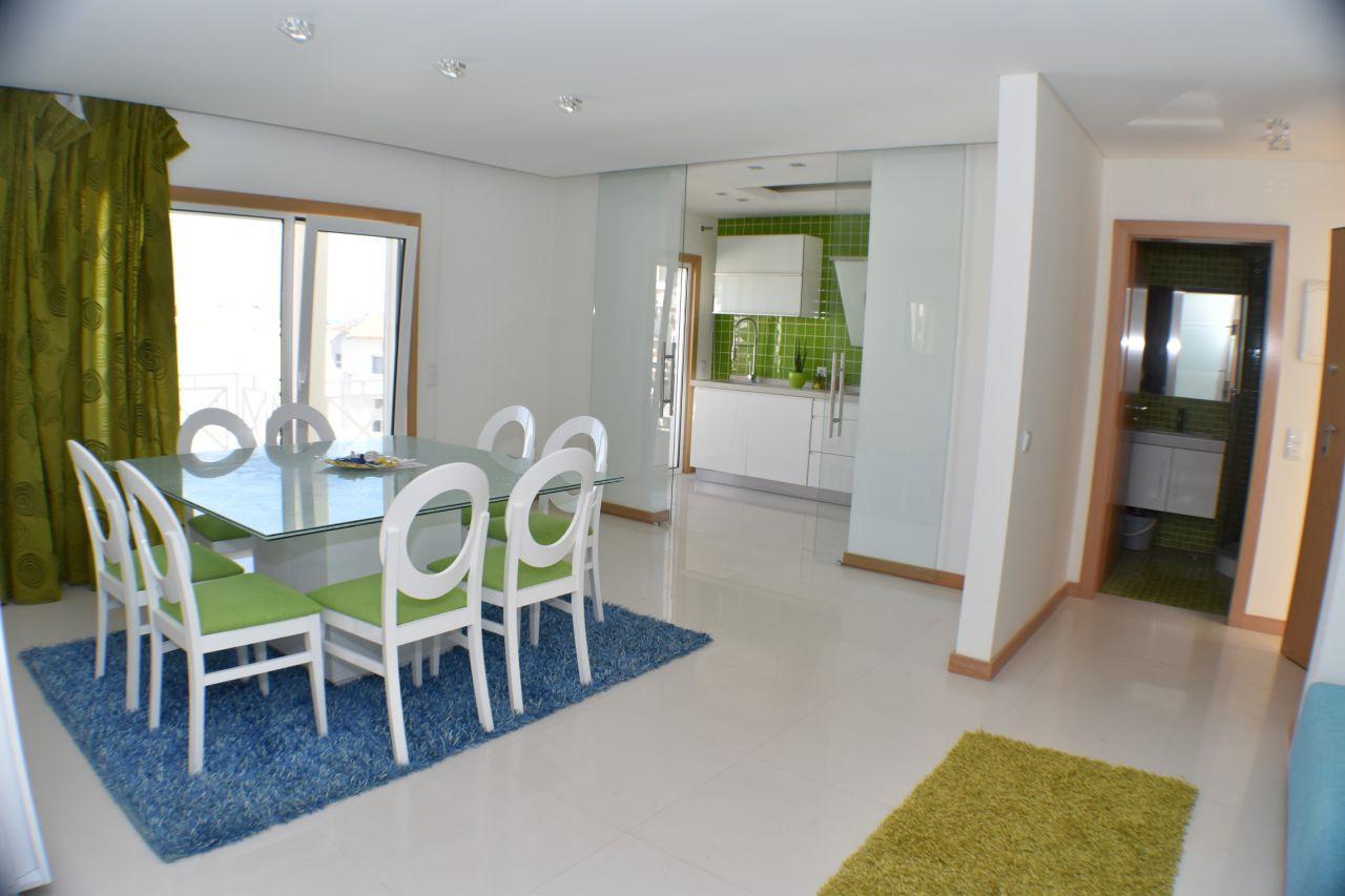 Апартаменты в Албуфейре, Португалия, 98 м2 - фото 1
