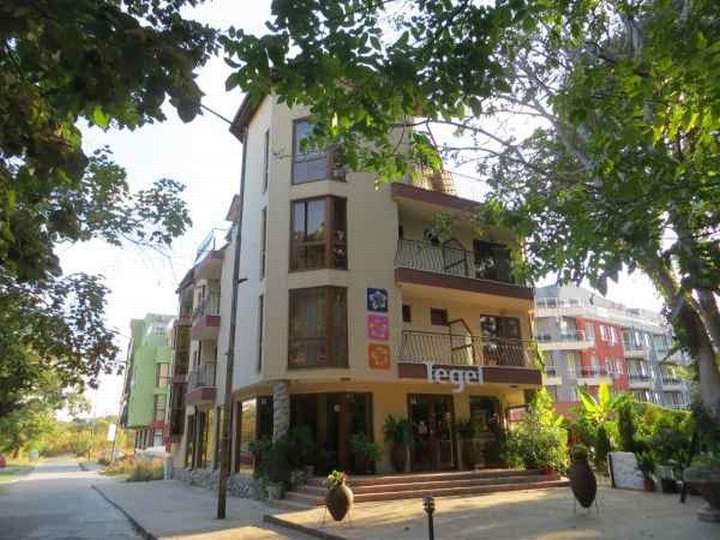 Отель, гостиница в Бургасской области, Болгария, 1060 м2 - фото 1