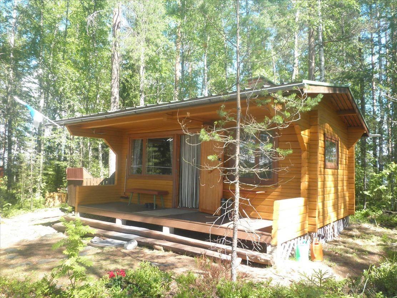Коттедж в Савонлинне, Финляндия, 27 м2 - фото 1