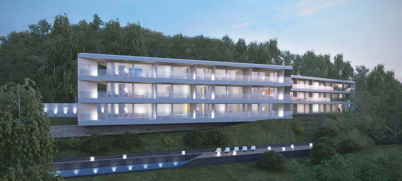 Апартаменты в Тичино, Швейцария, 191 м2 - фото 1
