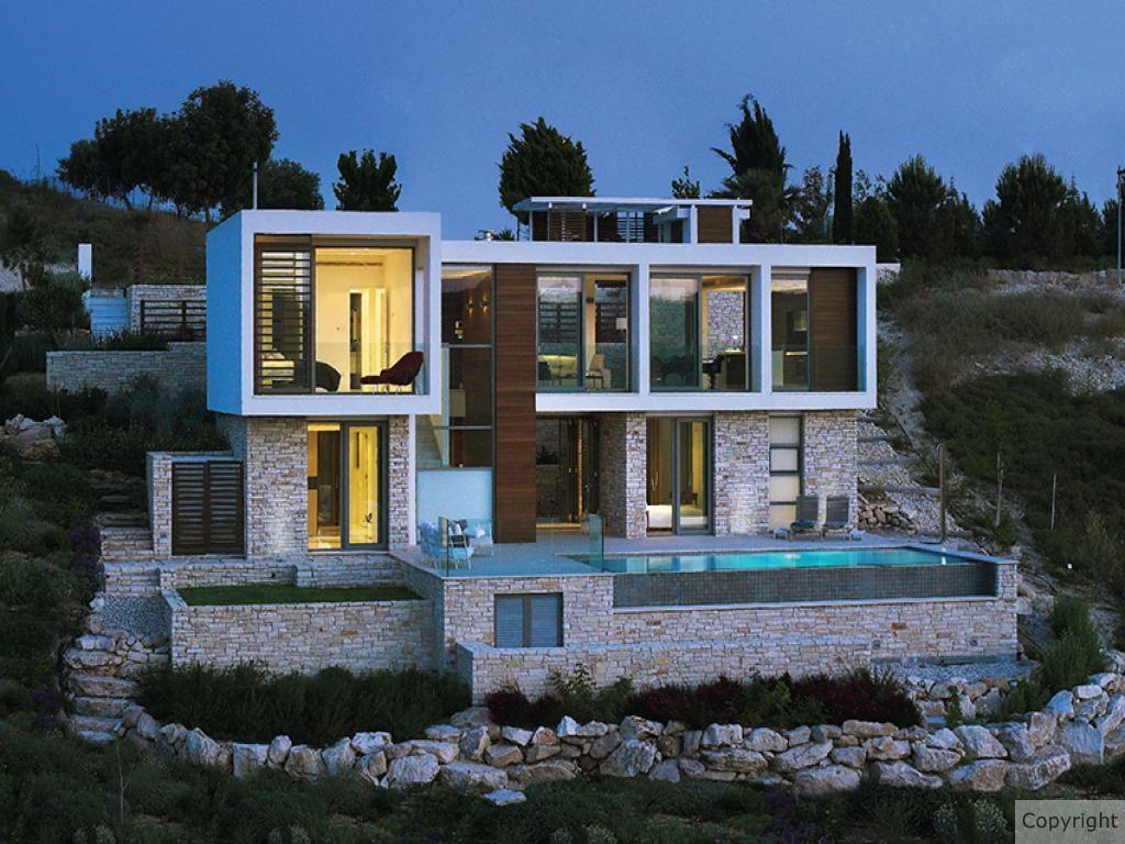 Вилла в Тсаде, Кипр, 254 м2 - фото 1