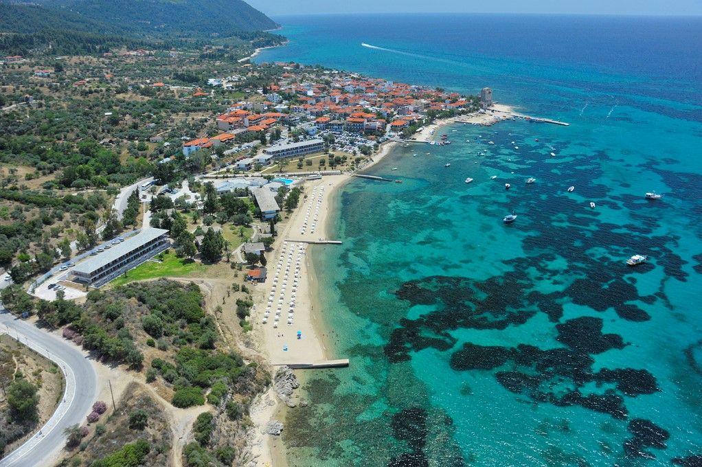 Отель, гостиница на Афоне, Греция, 5400 м2 - фото 1
