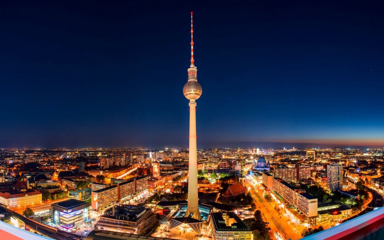 Офис в Берлине, Германия, 614 м2 - фото 1