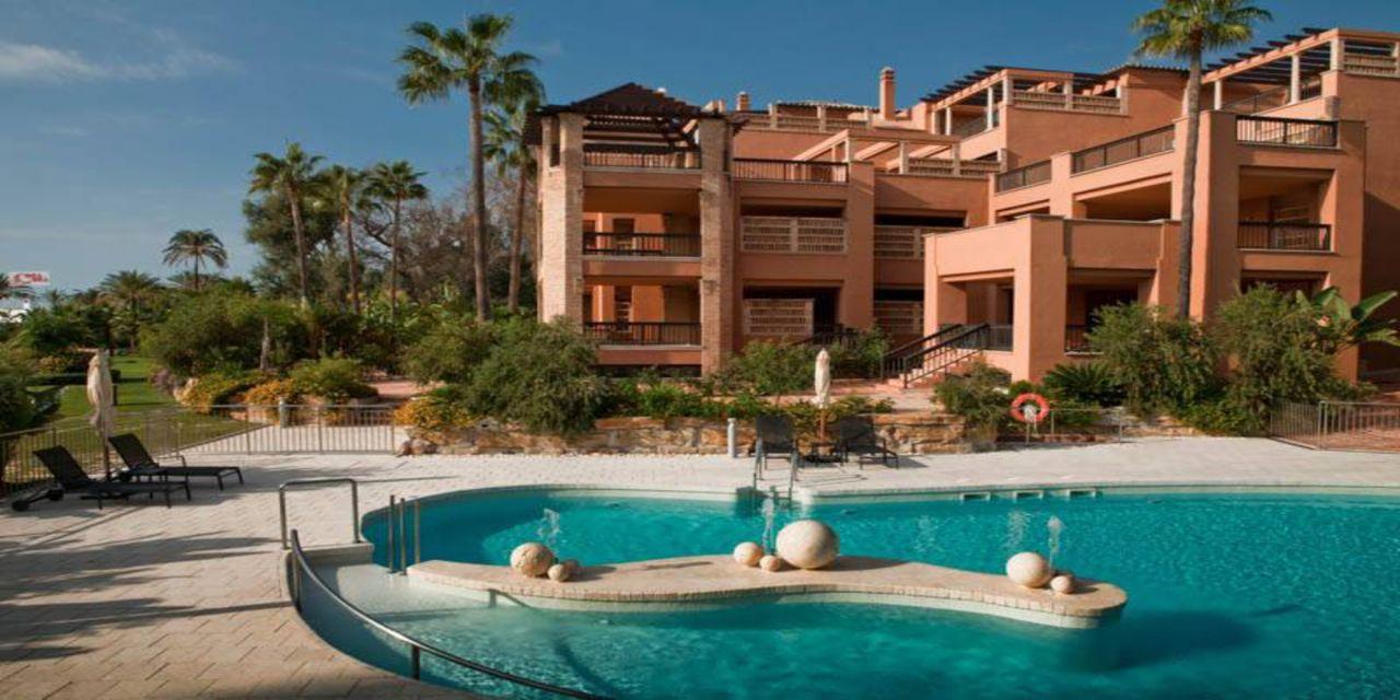Апартаменты в Марбелье, Испания, 233 м2 - фото 1