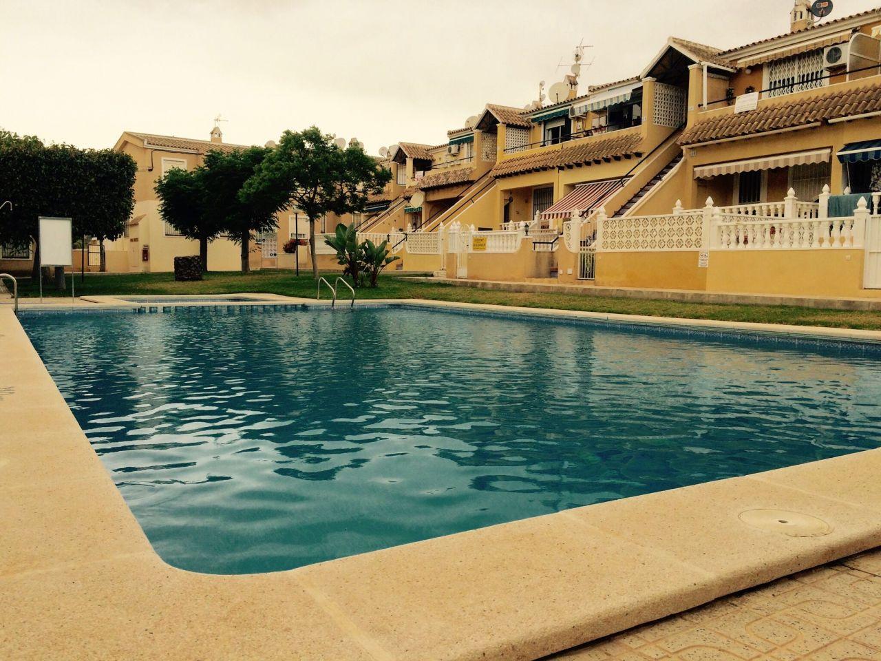Апартаменты в Ориуэла Коста, Испания, 38 м2 - фото 1