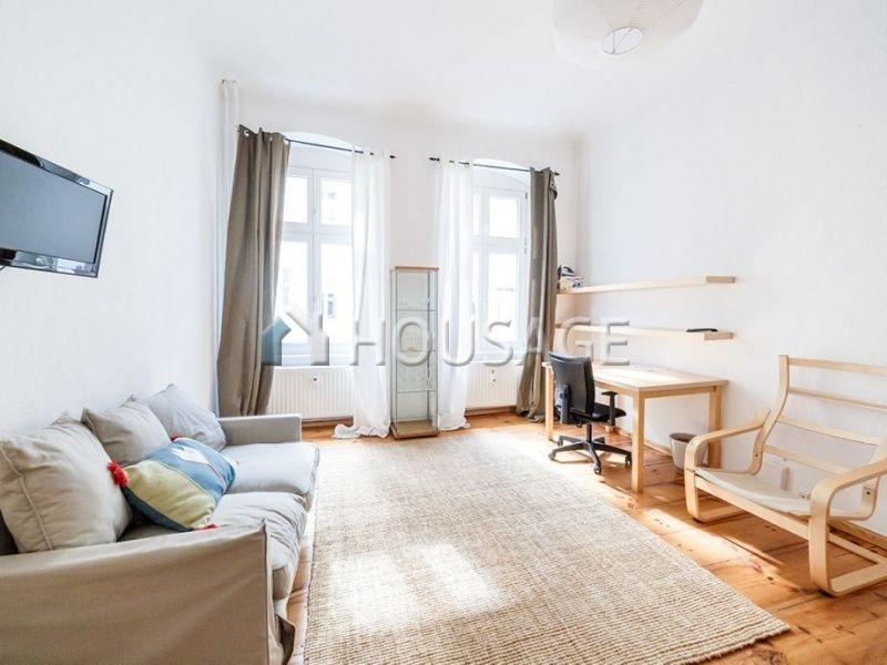 Квартира в Берлине, Германия, 41.85 м2 - фото 1