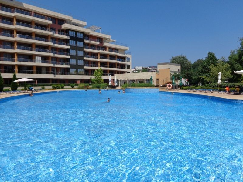 Квартира на Солнечном берегу, Болгария, 161.35 м2 - фото 1