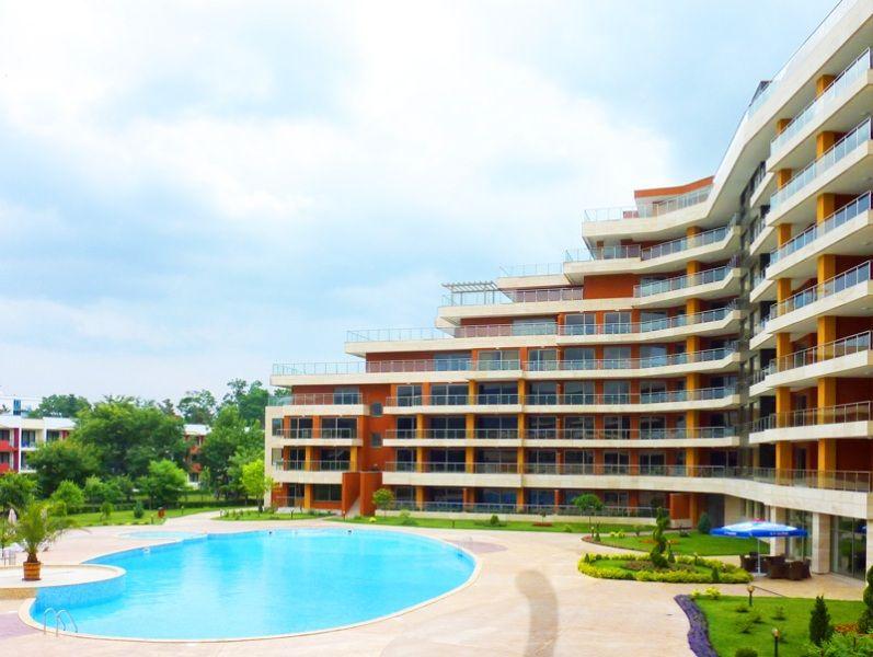 Квартира на Солнечном берегу, Болгария, 100 м2 - фото 3
