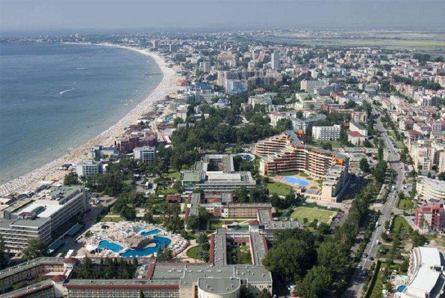 Квартира на Солнечном берегу, Болгария, 100 м2 - фото 9