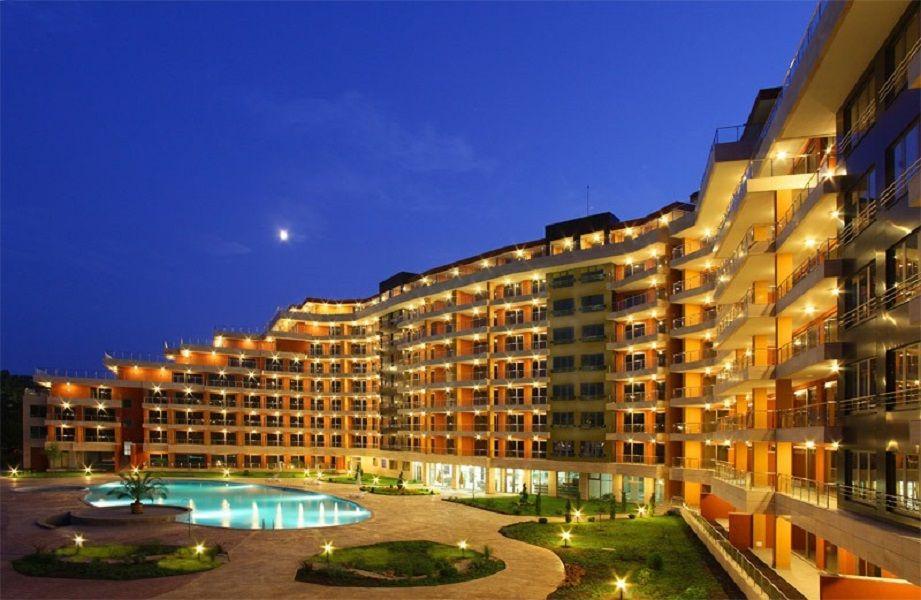 Квартира на Солнечном берегу, Болгария, 100 м2 - фото 10