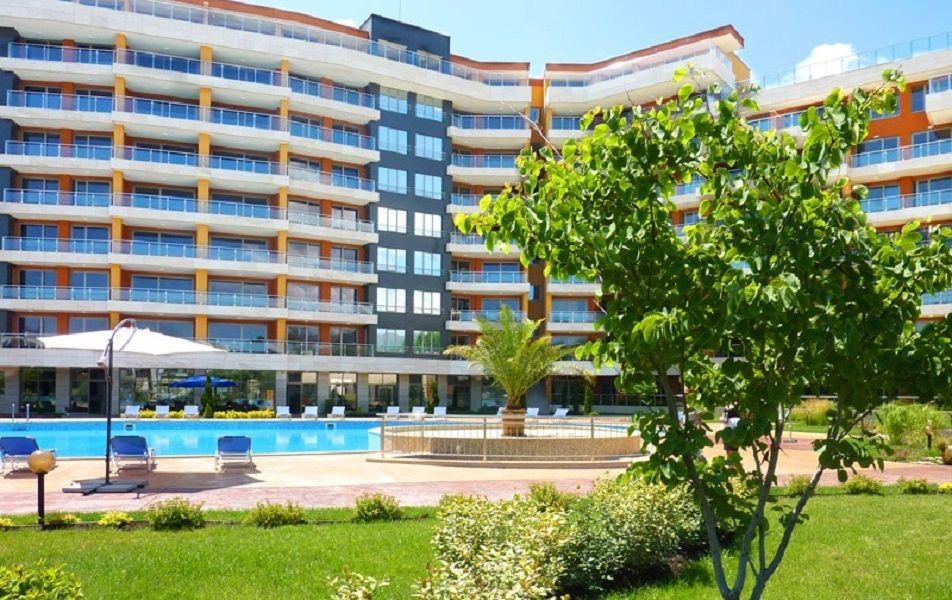 Квартира на Солнечном берегу, Болгария, 100 м2 - фото 12