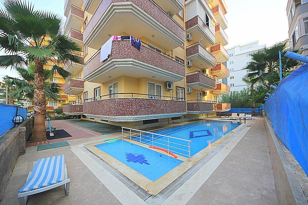 Квартира в Аланье, Турция, 105 м2 - фото 1