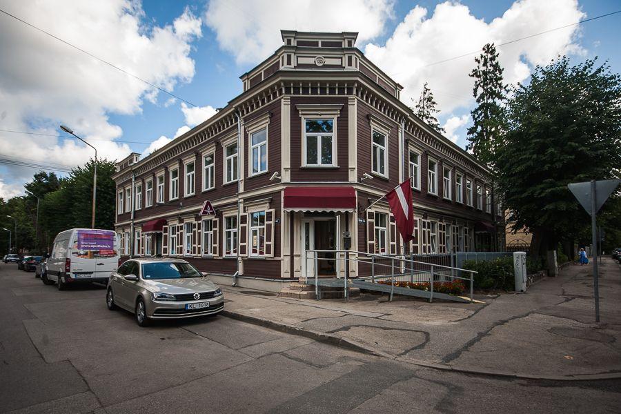 Коммерческая недвижимость в Риге, Латвия, 160 м2 - фото 1