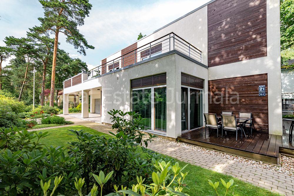 Дом в Юрмале, Латвия, 512 м2 - фото 1