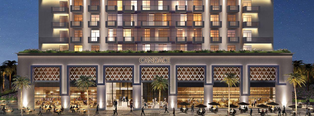 Отель, гостиница в Дубае, ОАЭ, 88 м2 - фото 1