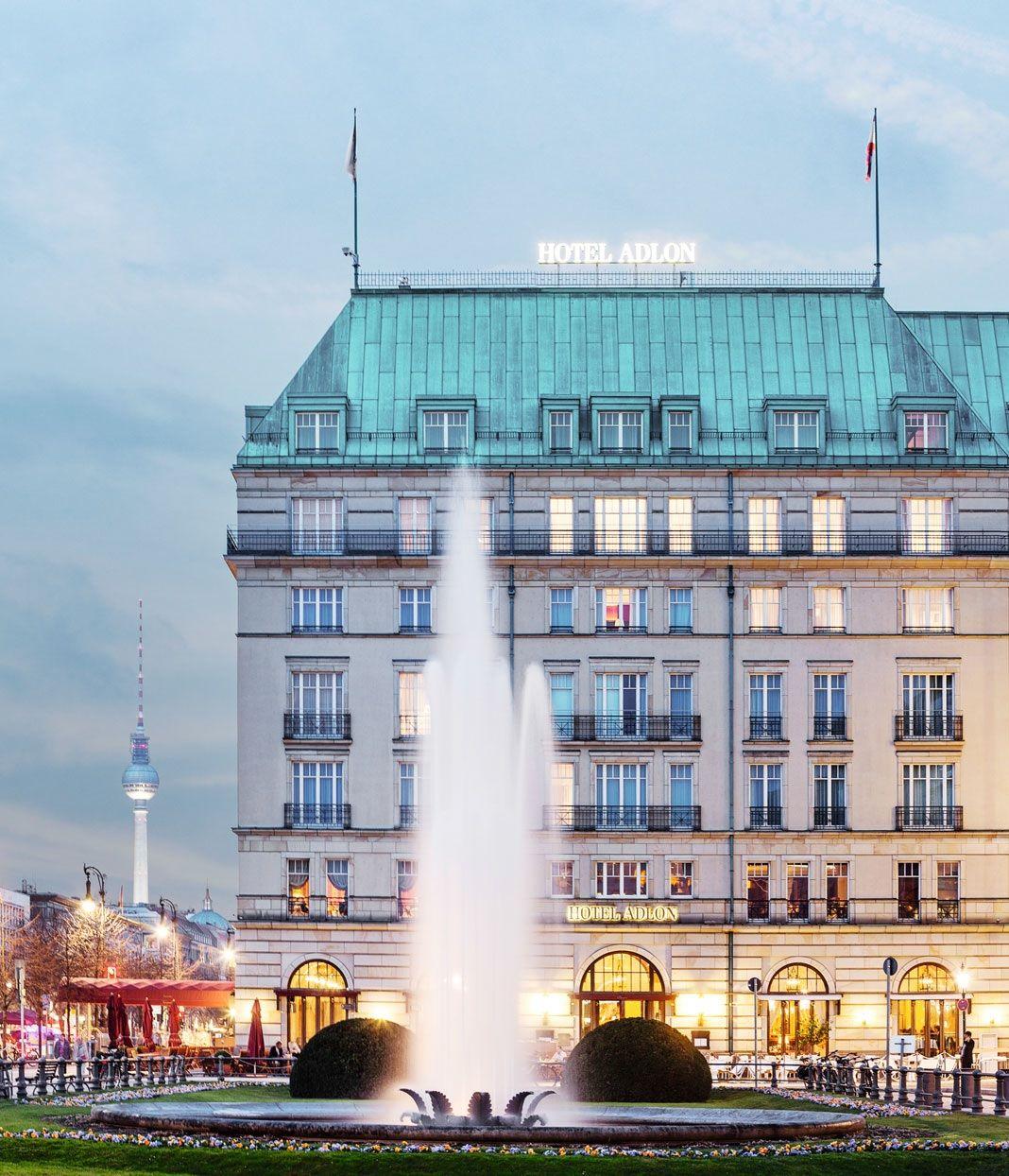 Апартаменты в Берлине, Германия, 116.39 м2 - фото 1