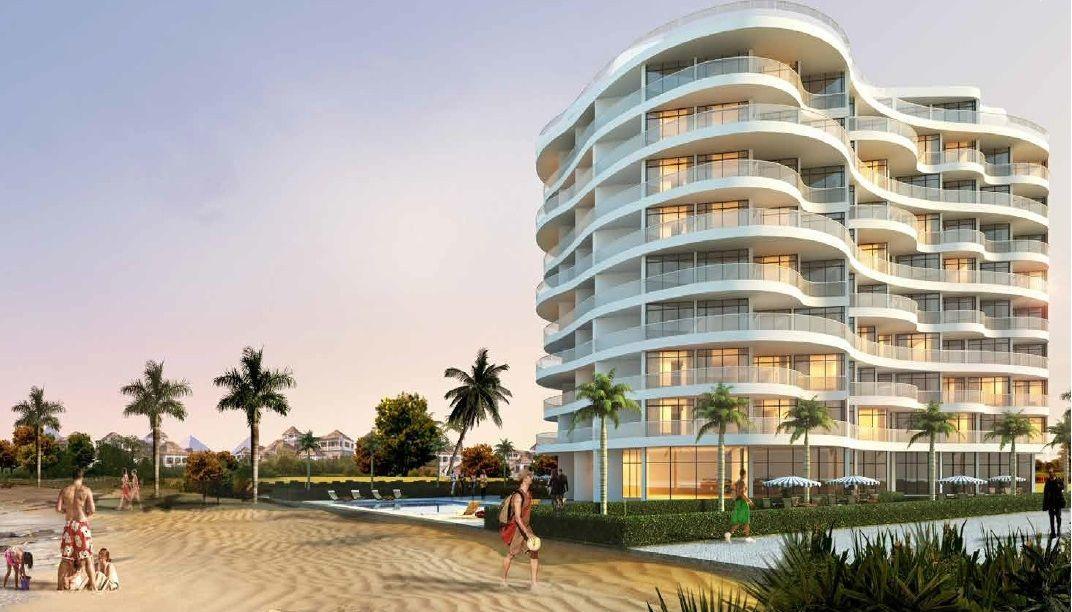 Апартаменты в Дубае, ОАЭ, 121 м2 - фото 1
