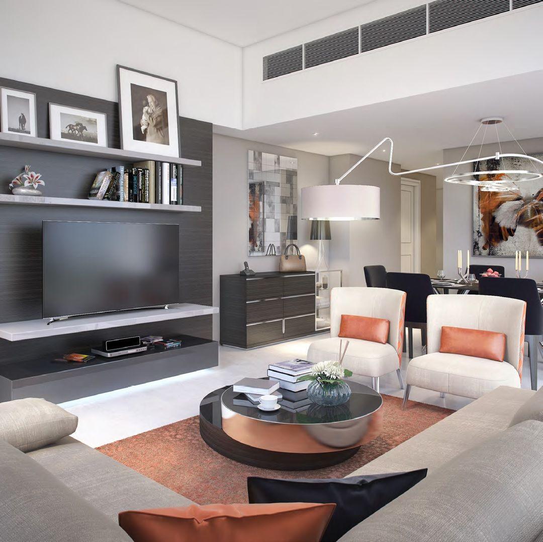 Апартаменты в Дубае, ОАЭ, 37 м2 - фото 1
