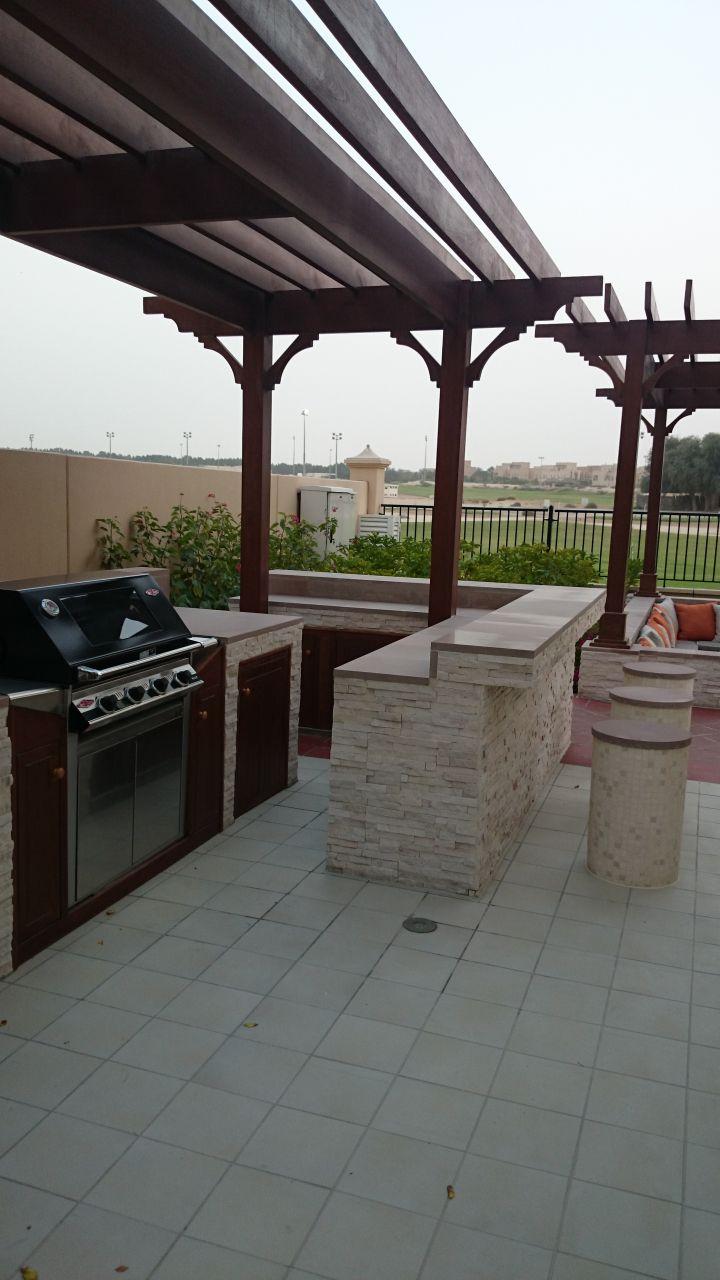 Вилла в Дубае, ОАЭ, 706 м2 - фото 1