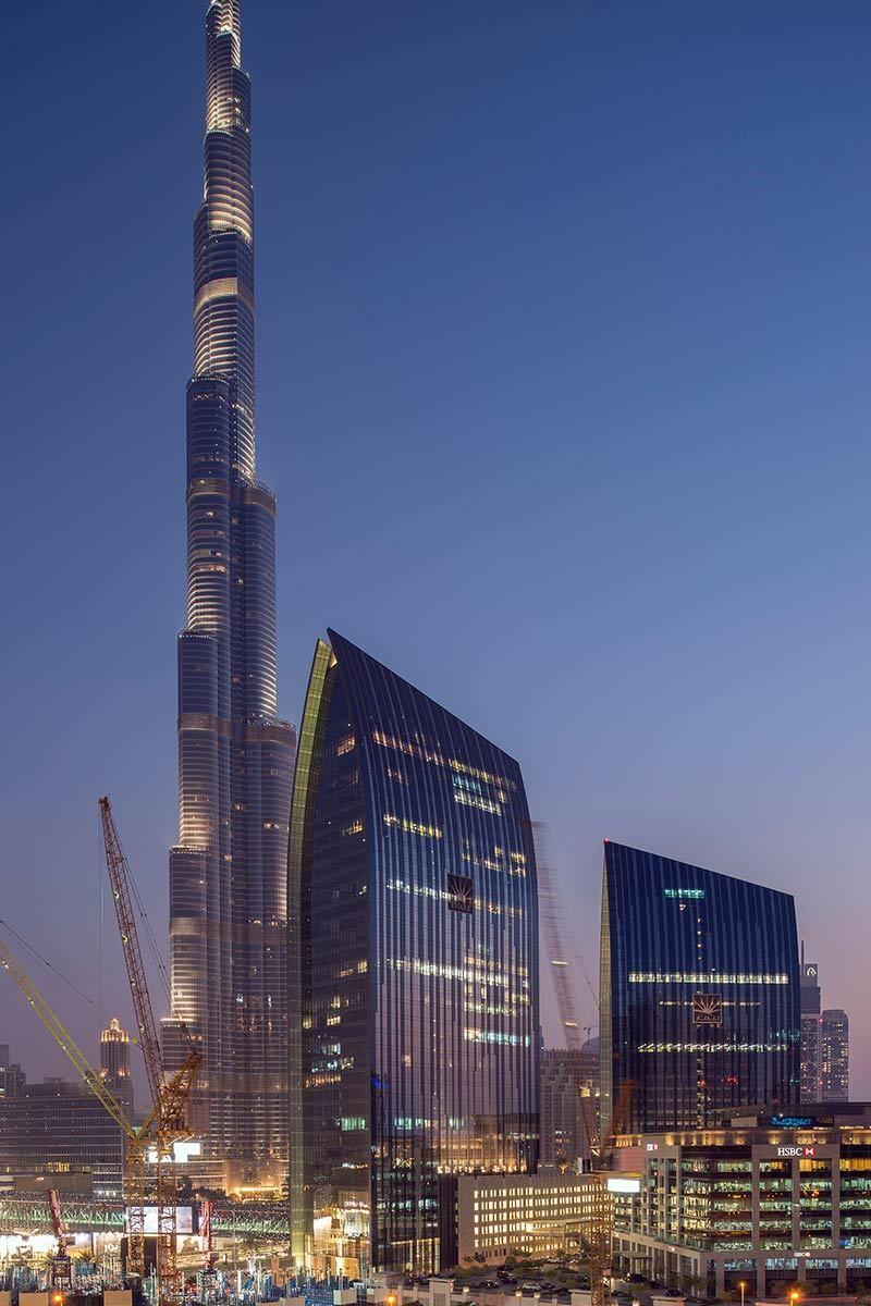 Офис в Дубае, ОАЭ, 673 м2 - фото 1