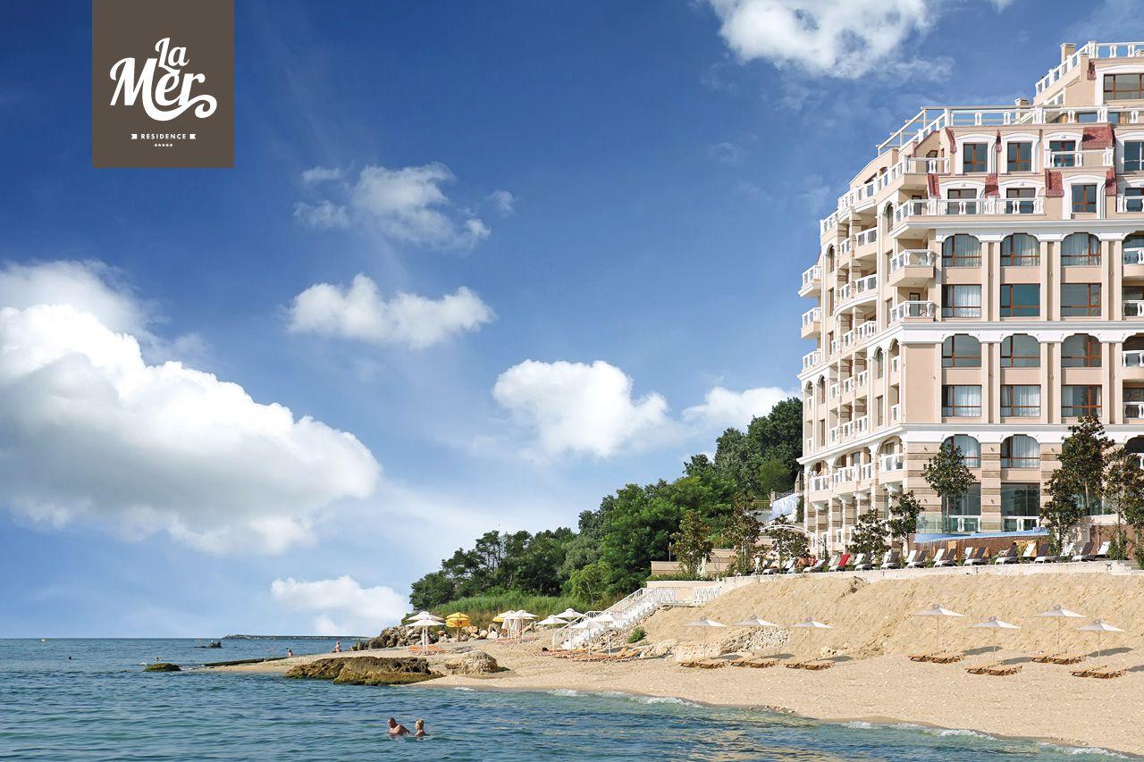 Апартаменты на Золотых Песках, Болгария, 77 м2 - фото 1