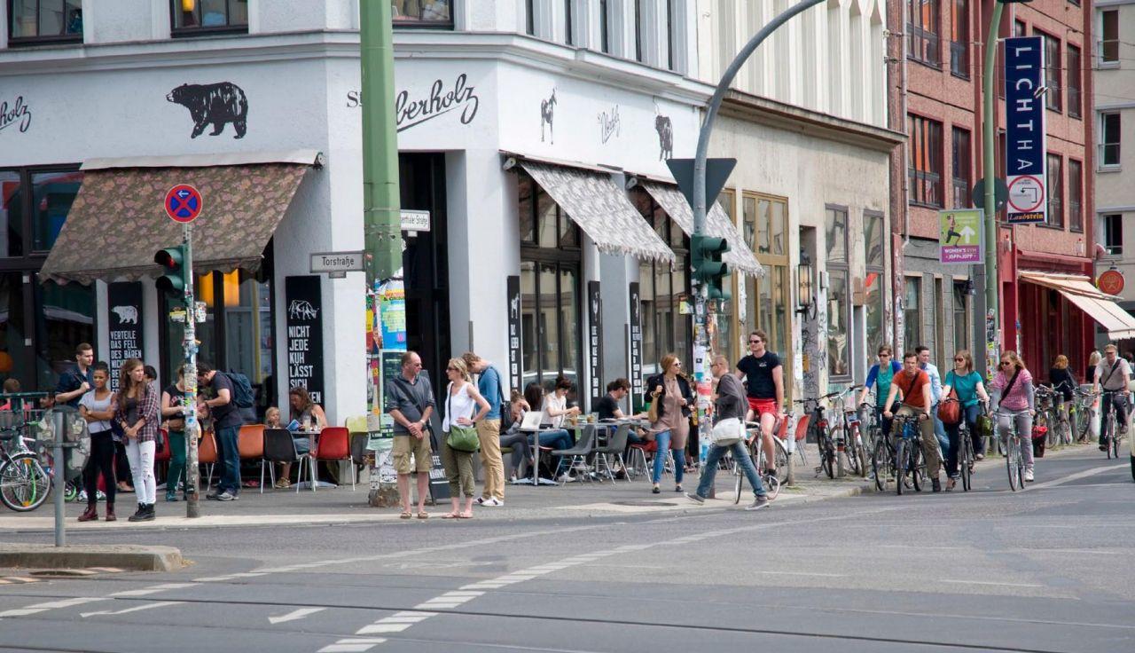 Магазин в Берлине, Германия, 89.4 м2 - фото 1
