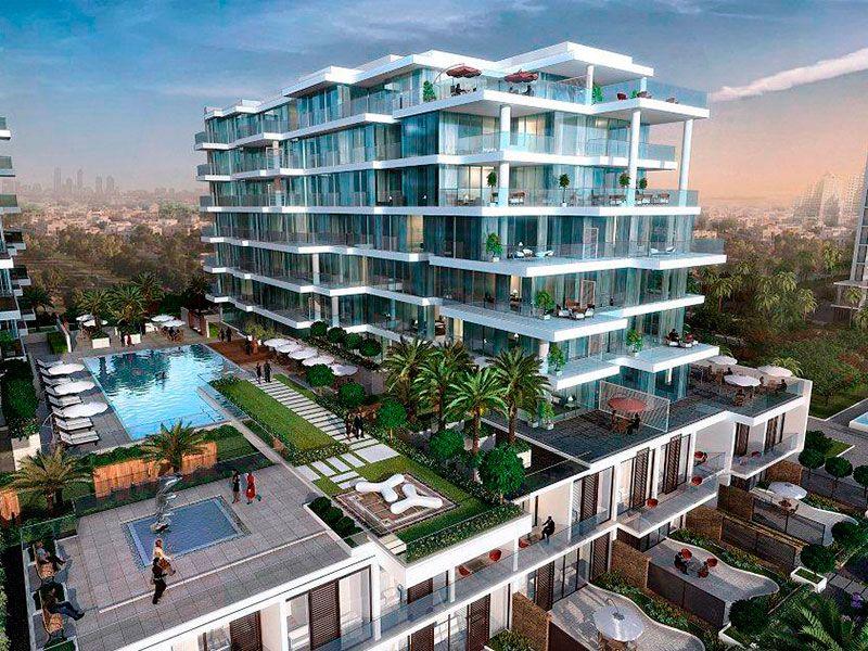 Апартаменты в Дубае, ОАЭ, 144 м2 - фото 1