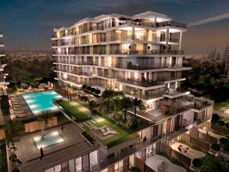 Апартаменты в Дубае, ОАЭ, 95 м2 - фото 1
