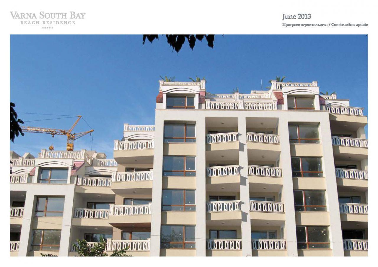 Апартаменты в Варне, Болгария, 116 м2 - фото 1
