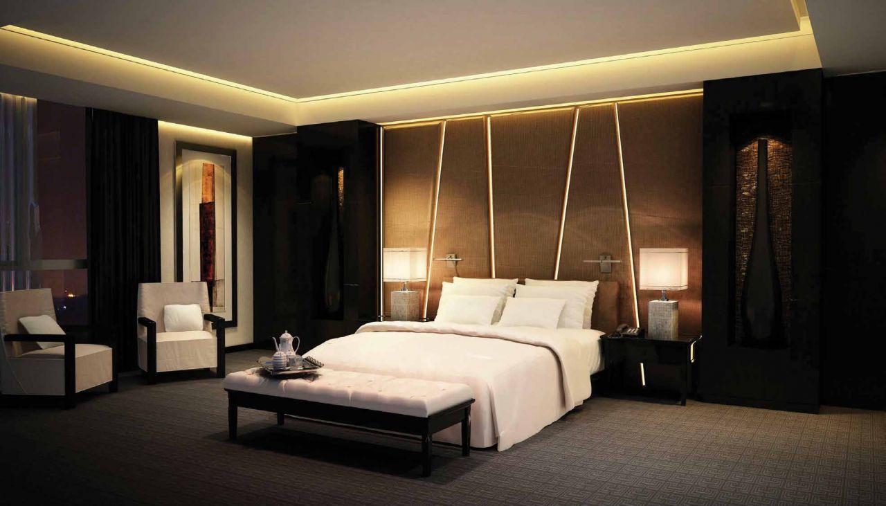 Отель, гостиница в Дубае, ОАЭ, 105 м2 - фото 1