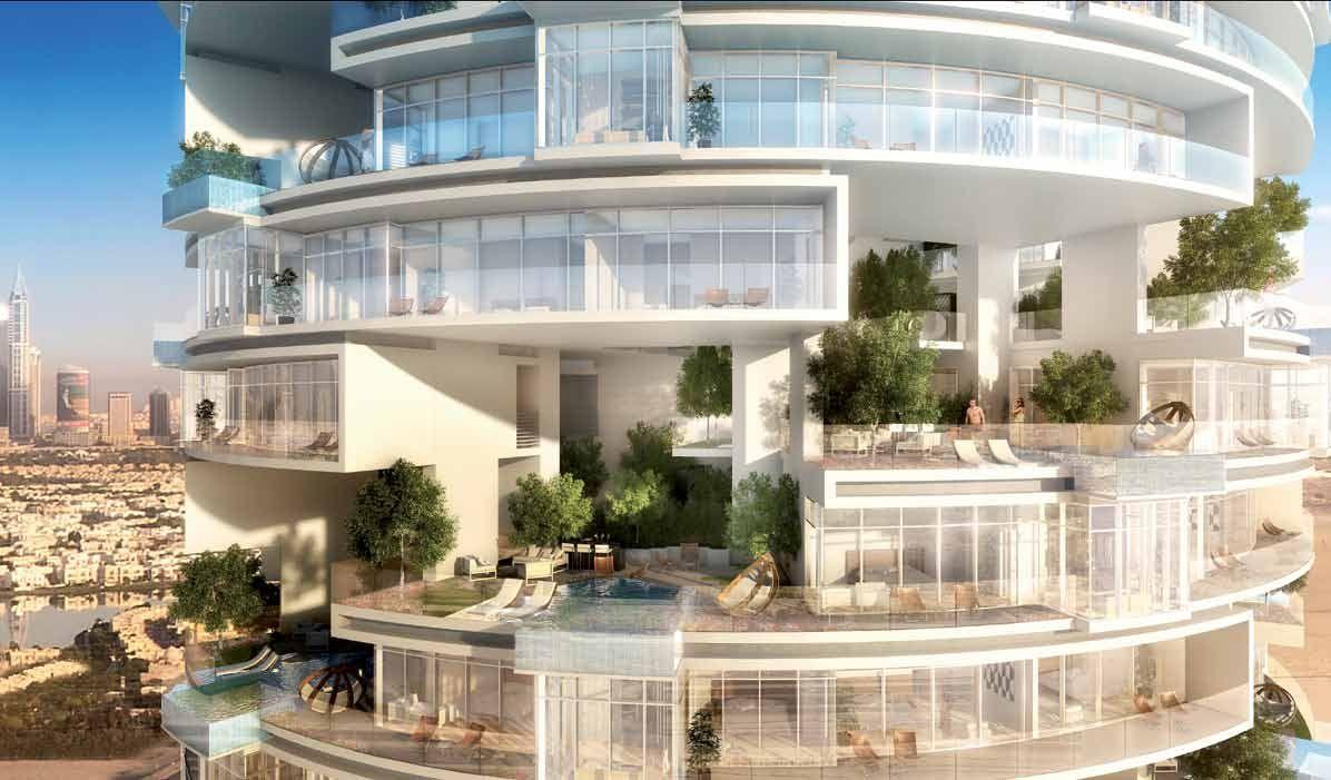 Апартаменты в Дубае, ОАЭ, 250 м2 - фото 1